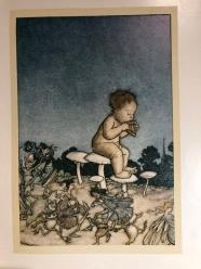 Illustrazione di Rackham - Peter Pan