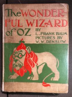 """""""Il Mago di Oz"""" in prima edizione"""