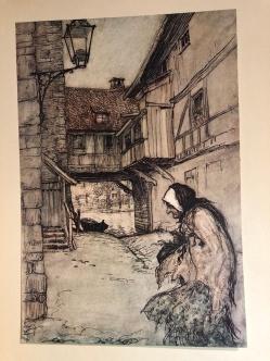 Illustrazione di Rackham