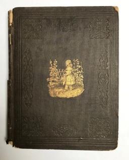 Copertina edizione americana del 1847