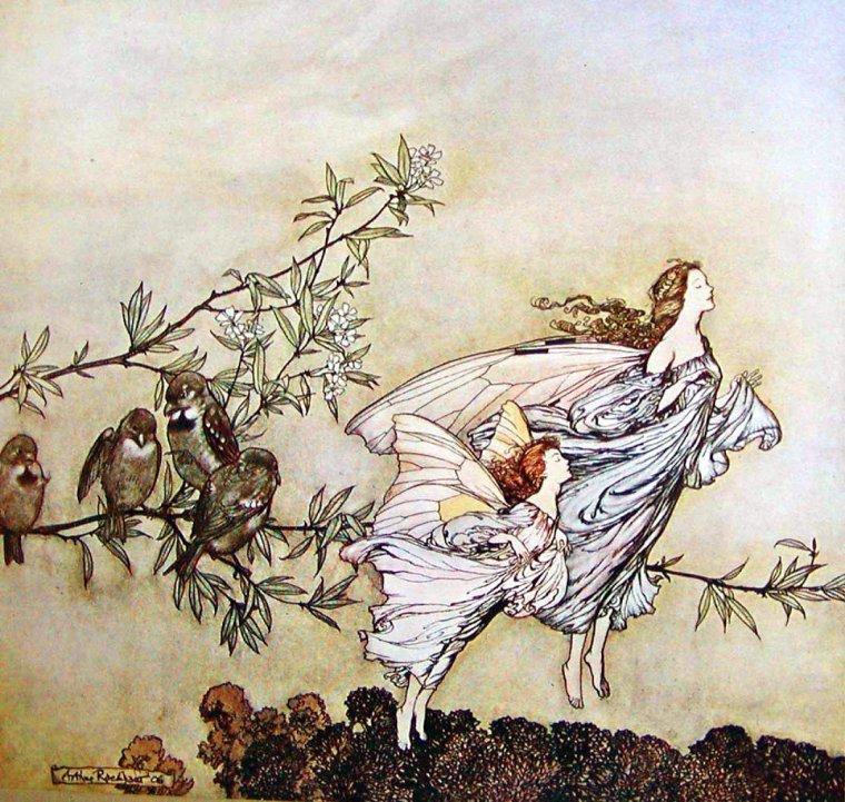 5-fairy-by-Arthur-Rackham