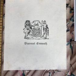 Un nobile Ex-libris