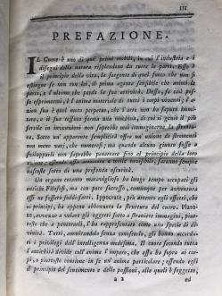 L'introduzione al trattato