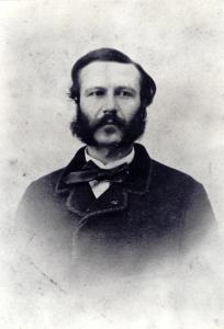 Henry Dunant, Portrait s/w