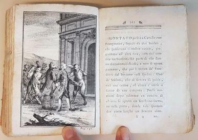 4-Una pagina con illustrazione