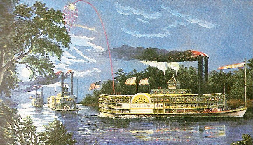 6-Battelli sul Mississippi 2